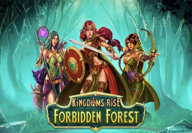 Kingdoms Rise Forbidden Forest στο Casino της Bet365