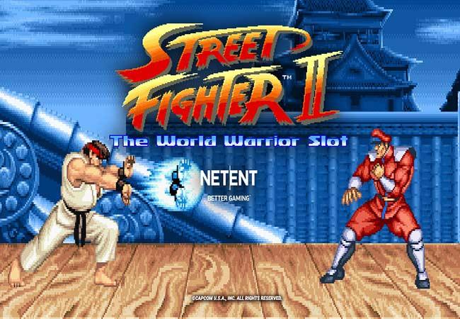 To θρυλικό Street Fighter II ήρθε στο Casino του Stoiximan.gr με τροχό εκπλήξεων*!